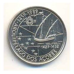 Portugal 1989 100 Escudos (Islas Azores) EBC