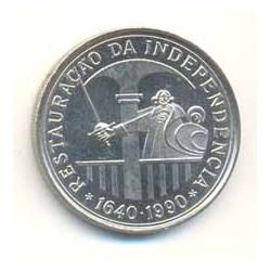 Portugal 1990 100 Escudos (Restauración de la Independencia) S/C