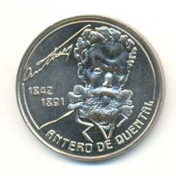 Portugal 1991 100 Escudos (Antero de Quental) S/C