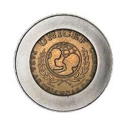 Portugal 1999 100 Escudos Bimetálica (Unicef) S/C-