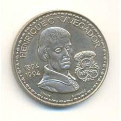 Portugal 1994 200 Escudos (Enrique el Navegante) S/C
