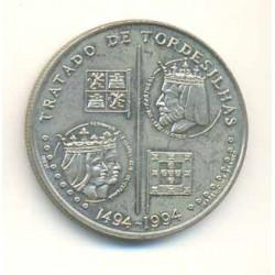 Portugal 1994 200 Escudos (Tratado de Tordesillas) S/C