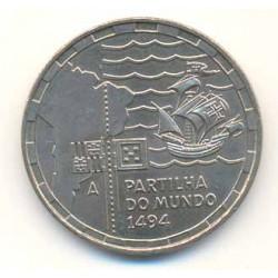 Portugal 1994 200 Escudos (La compartición del Mundo) S/C-