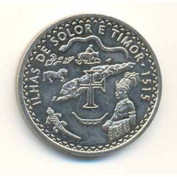 Portugal 1995 200 Escudos (Solor y Timor) S/C