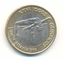 Portugal 1996 200 Escudos Bimetálica (JJ. OO. Atlanta) S/C