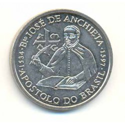Portugal 1997 200 Escudos (José de Anchieta) S/C