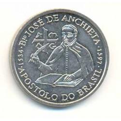 Portugal 1997 200 Escudos (José de Anchieta) S/C-