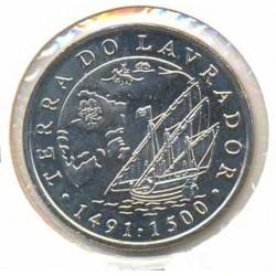 Portugal 2000 200 Escudos (Tierra del Labrador) S/C-