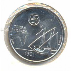 Portugal 2000 200 Escudos (Tierra de Florida) S/C-