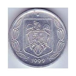 Rumanía 1999 500 Lei S/C