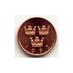 Suecia 1992 50 Ore S/C