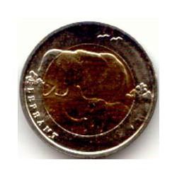 Turquía 2009 1 Lira (Elefante) S/C