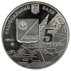 Ucrania 2012 5 Hryven (Historia Aviación) S/C