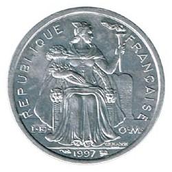 Nueva Caledonia 1997 1 Franco S/C