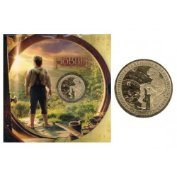 Nueva Zelanda 2012 1 dólar (El Hobbit) S/C