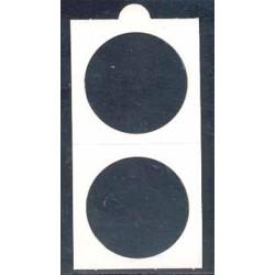 Cartones con pestaña (9) 40 mm (10 unidades)