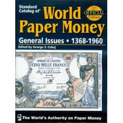 Krause Billetes Catálogo Billetes del mundo 1368-1960 (Volumen II) 11ª Edición