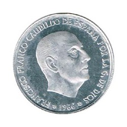 50 Cts 1966 * 72 S/C