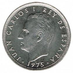 25 Pesetas 1975 * 78 S/C