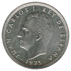 50 Pesetas 1975 * 78 S/C