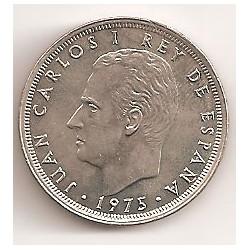 25 Pesetas 1975 * 79 S/C