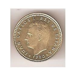 1 Peseta 1980 * 80 S/C
