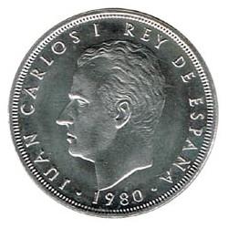 5 Pesetas 1980 * 81 S/C