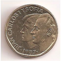 500 Pesetas 1987 S/C
