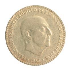 1 Pta Cospel más fino 1966 MBC-