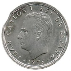 50 Ptas Segmentada 1975 * 76 EBC