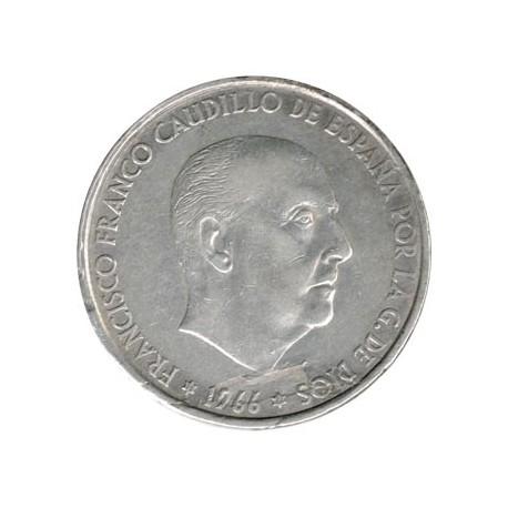 100 Ptas Cospel laminado 1966 * 66 MBC
