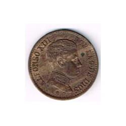 1 Ctm Alfonso XIII 1906 * 6 MBC