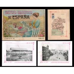 "A.Martín Portfolio Fotográfico de España ""Huelva"" MBC-"