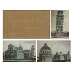 "Carnet Postal ""Ricordo di Pisa"" EBC"