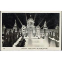 "Ed. Fotográfica Postal b/n ""Palacio Nacional"" S/C"
