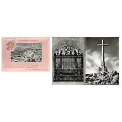 "Ed.Patrimonio Nacional Postales Despegables ""Valle de los Caidos"" nº 3 EBC+"