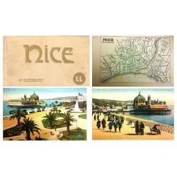 "Lévy et Neurdein Carnet Postal ""Nice"" EBC"