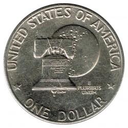 Estados Unidos 1976 1 Dólar Eisenhower (Letra P) EBC