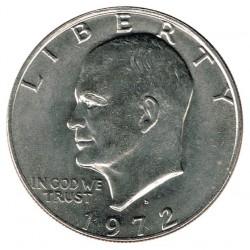 Estados Unidos 1972 1 Dólar Eisenhower (Letra D) EBC