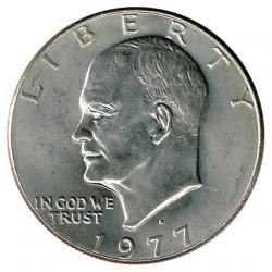 Estados Unidos 1977 1 Dólar Eisenhower (Letra D) EBC