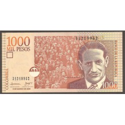 Colombia 1000 Pesos PK 450i (3-3-2.005) S/C