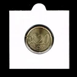 Cartones con pestaña(2) 25 mm (10 unidades)