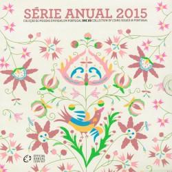 Portugal 2015 Cartera Oficial S/C