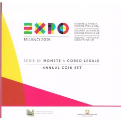 Italia 2015 Cartera Oficial S/C