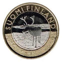 Finlandia 2015 5 Euros Reno S/C