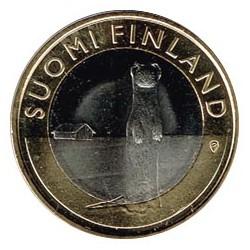 Finlandia 2015 5 Euros Armiño S/C
