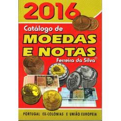 Catálogo Moedas y Notas Ferreira da Silva 2016