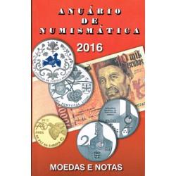 Anuario de Numismática (Portugal) 2016