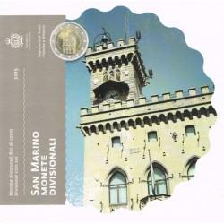 San Marino 2015 Cartera Oficial S/C