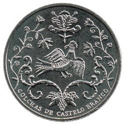 Portugal 2015 2´5 Euros Colchas de Castelo Branco S/C